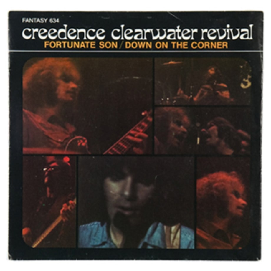 Creedence Clearwater Revival, 'Fortunate Son'