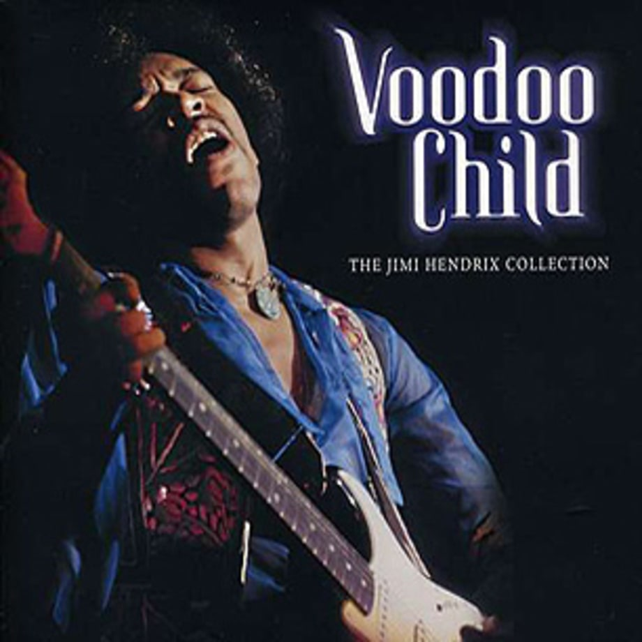 The Jimi Hendrix Experience, 'Voodoo Child (Slight Return)'