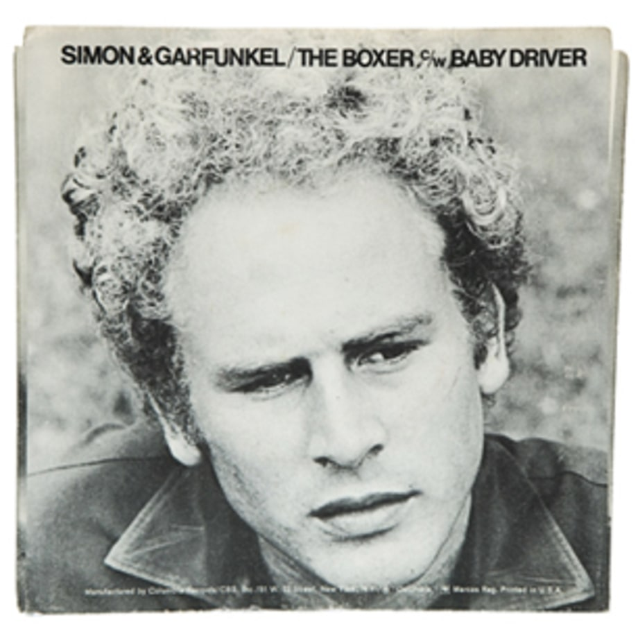 Simon and Garfunkel, 'The Boxer'