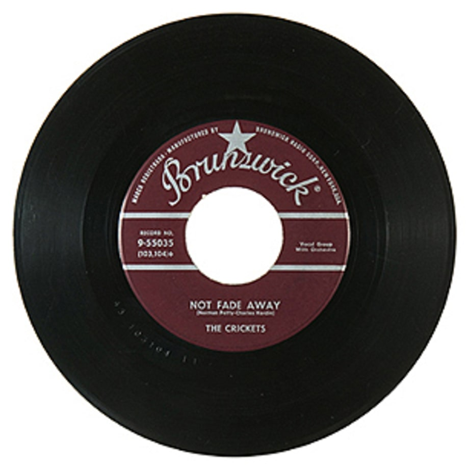 Buddy Holly and the Crickets, 'Not Fade Away'