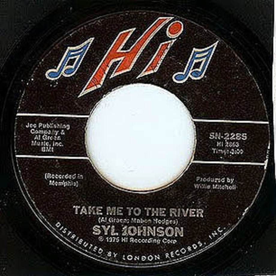 Al Green, 'Take Me to the River'