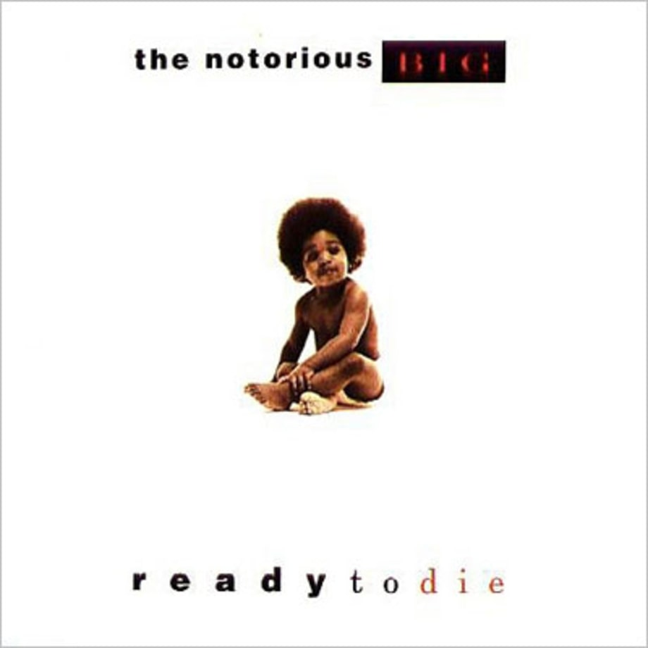 The Notorious B.I.G., 'Ready to Die'