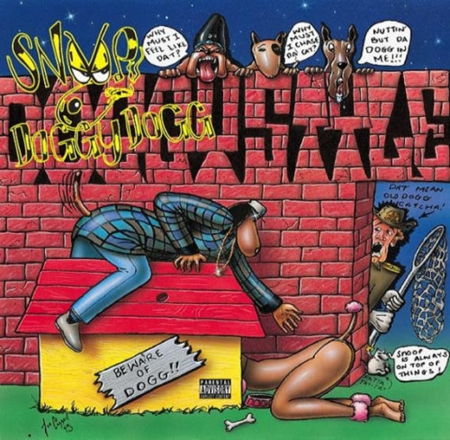 Snoop Doggy Dogg, 'Doggystyle'