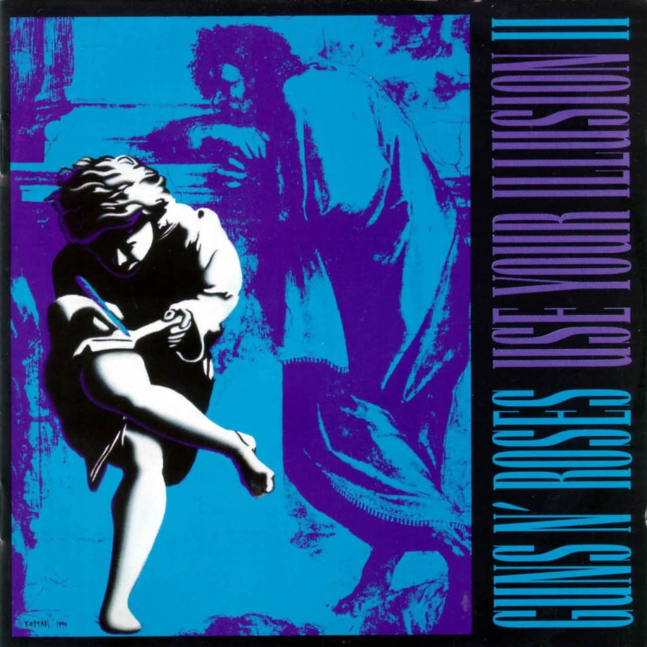 Guns n' Roses, 'Use Your Illusion I and II'