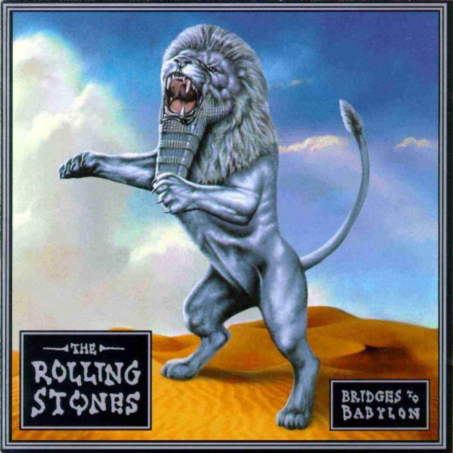 The Rolling Stones, 'Bridges to Babylon'