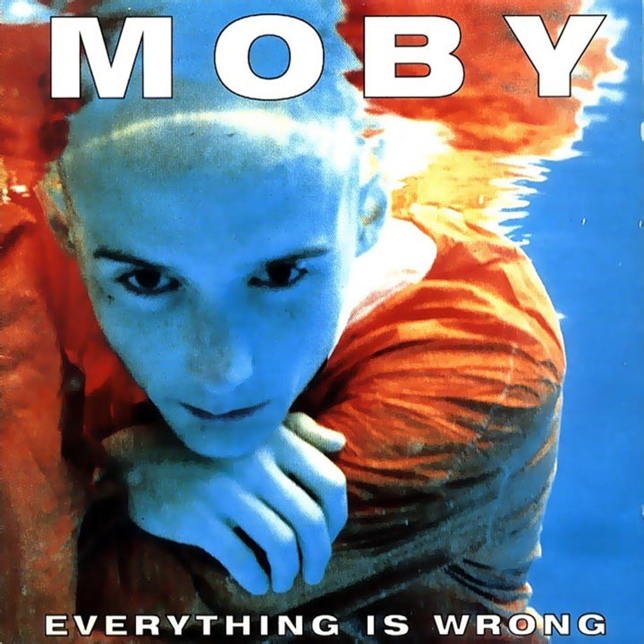 Moby, 'Everything Is Wrong'