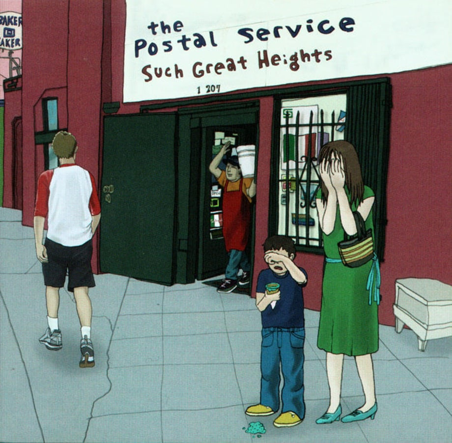The Postal Service, 'Such Great Heights'