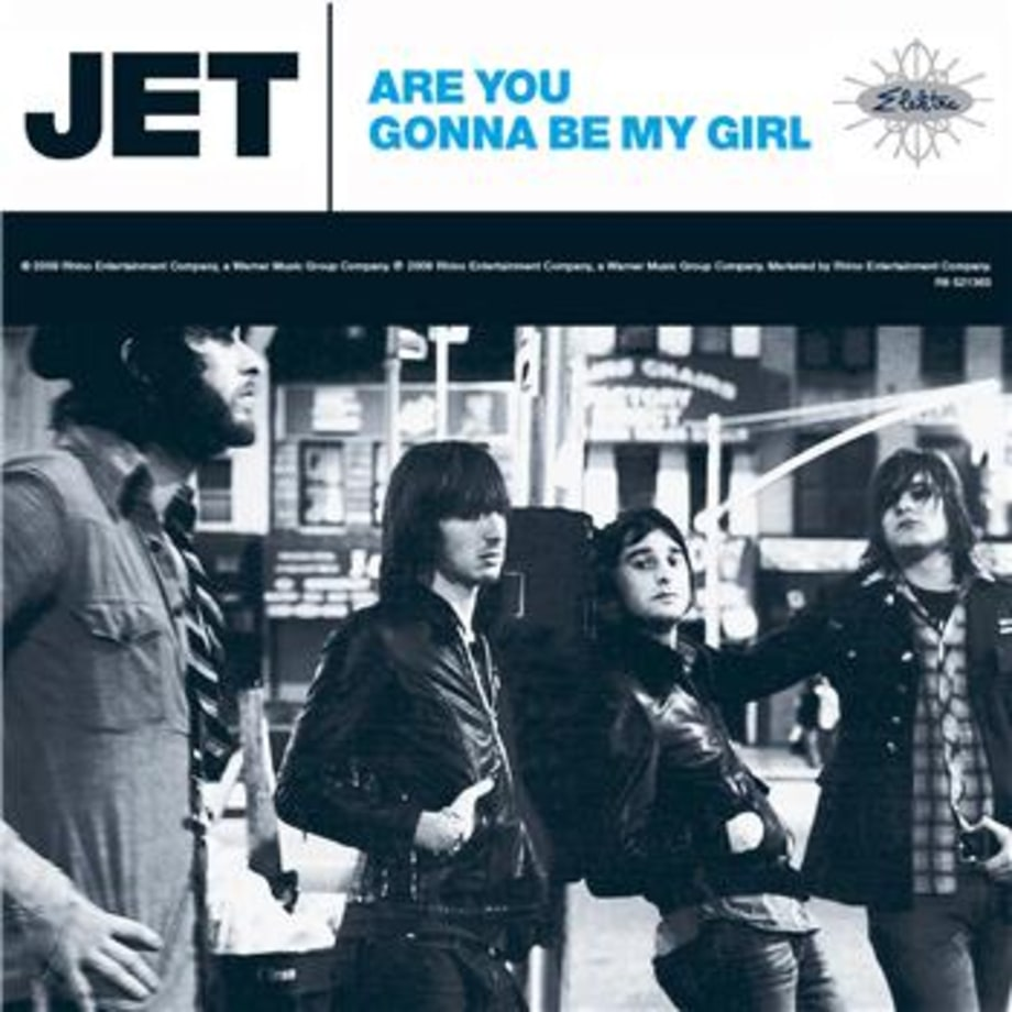 Jet, 'Are You Gonna Be My Girl'