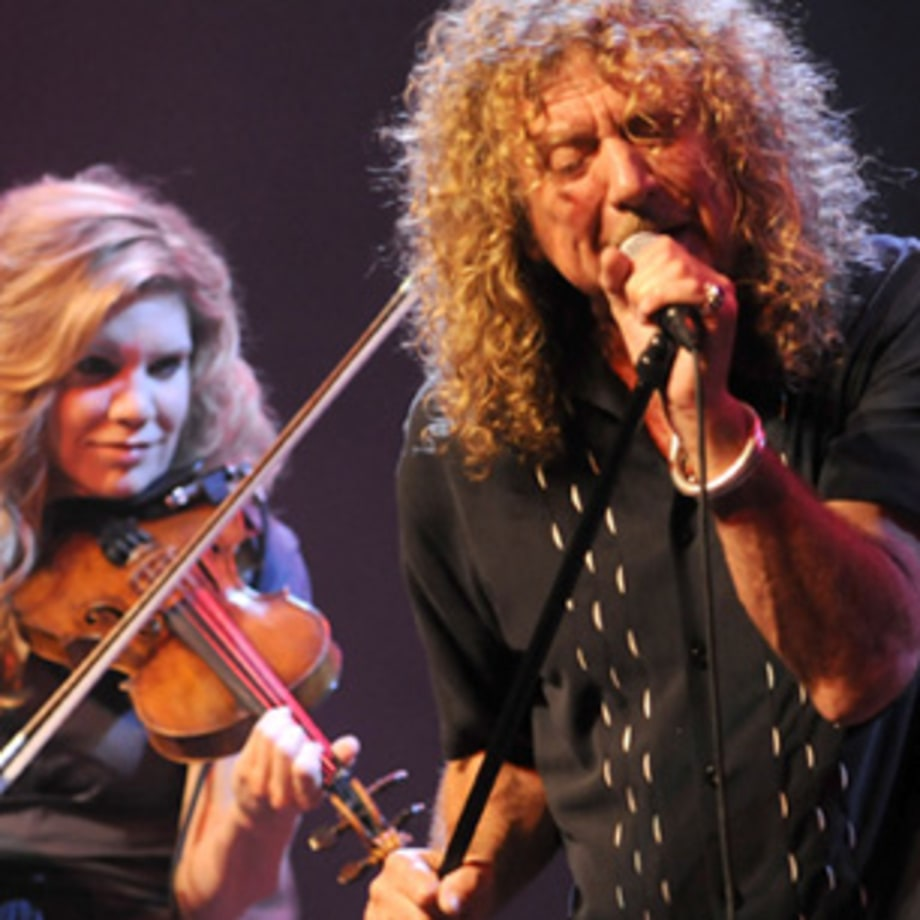 Robert Plant and Alison Krauss, 'Gone Gone Gone'