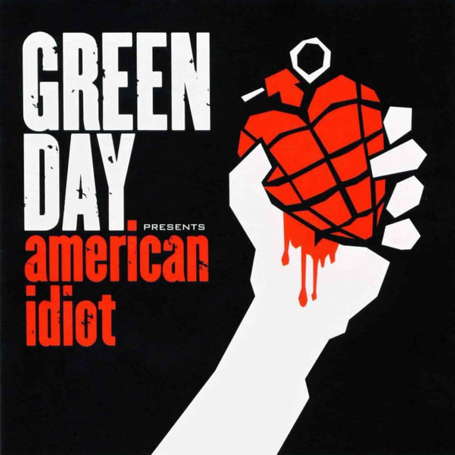 Green Day, 'American Idiot'