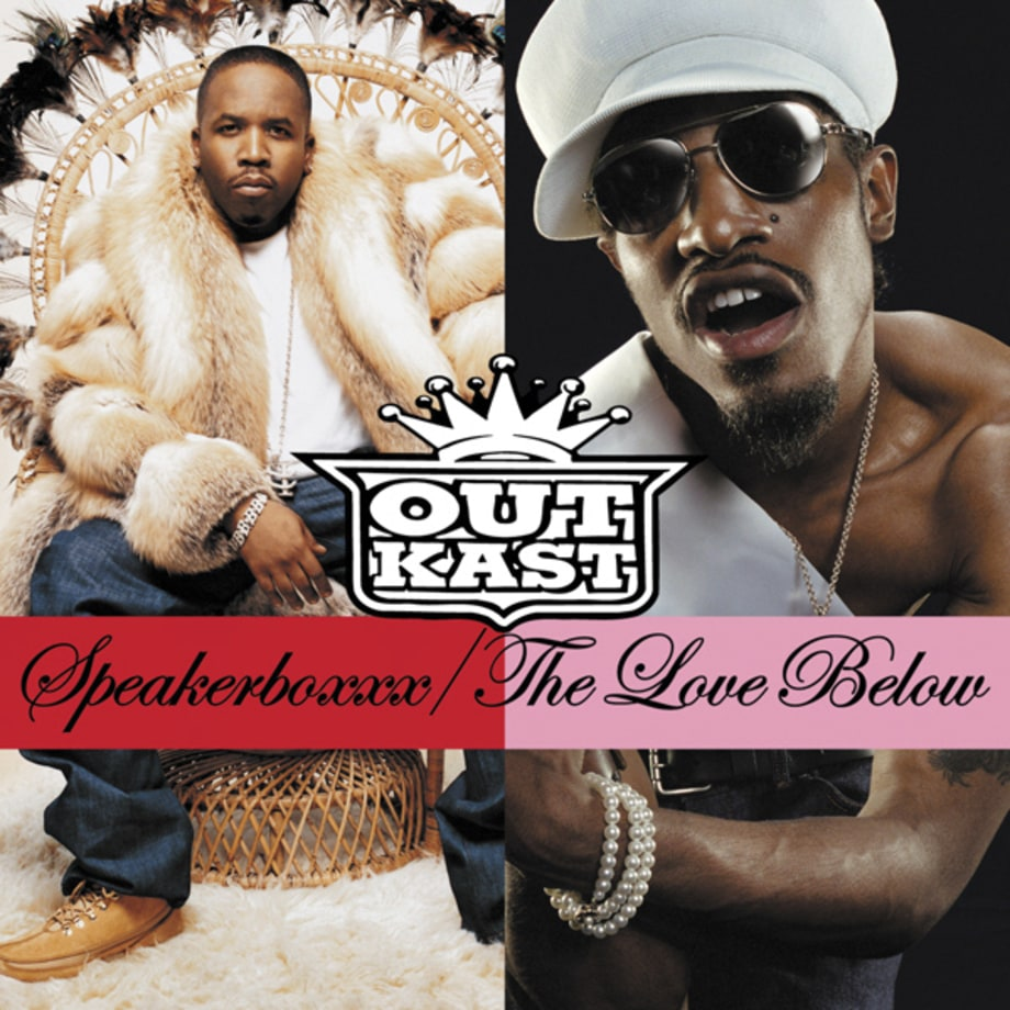 OutKast, 'Speakerboxxx/The Love Below'