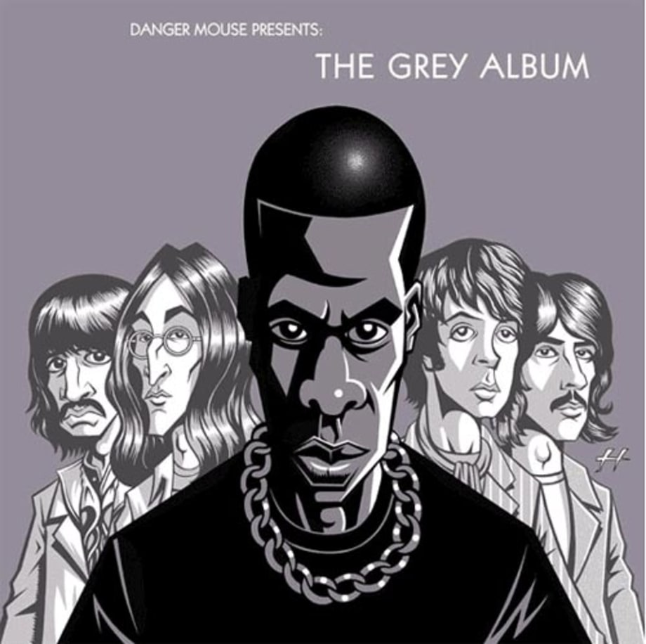 Danger Mouse, 'The Grey Album'