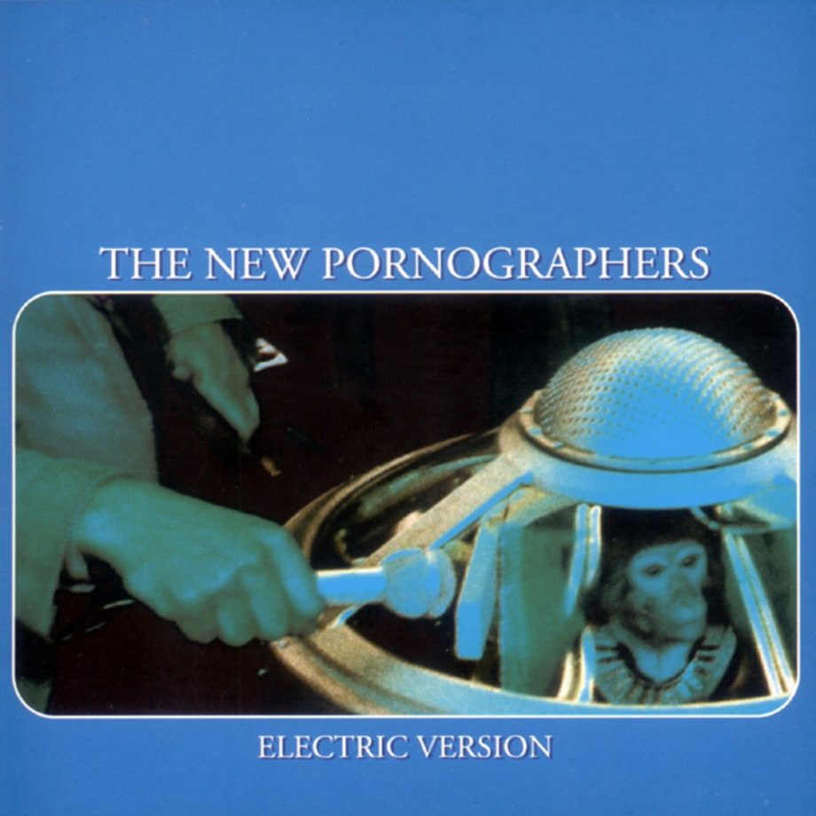 The New Pornographers, 'Electric Version'