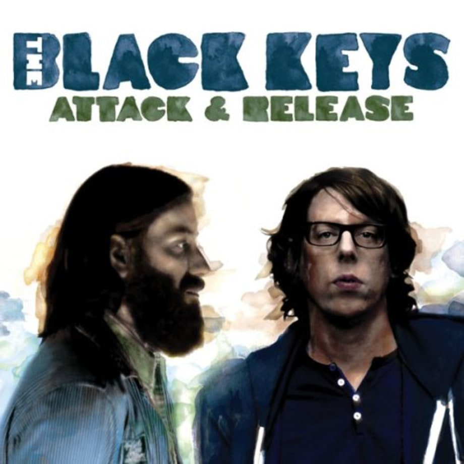 The Black Keys, 'Attack & Release'