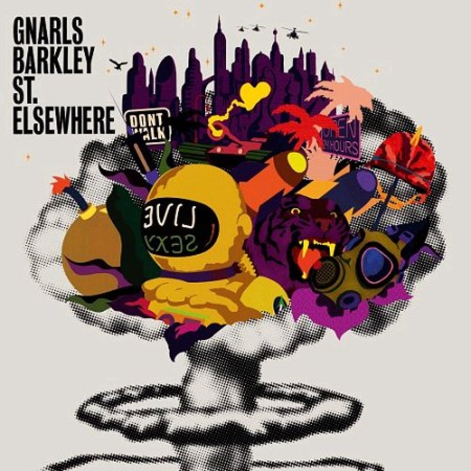 Gnarls Barkley, 'St. Elsewhere'