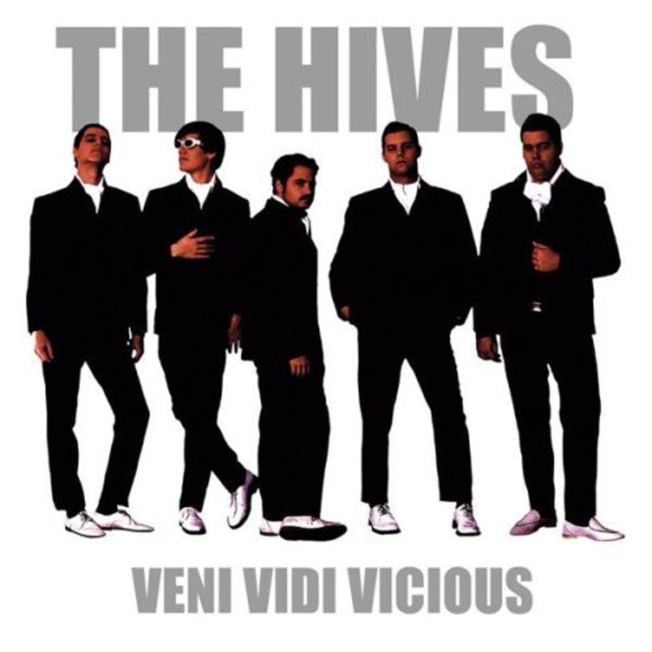 The Hives, 'Veni Vidi Vicious'