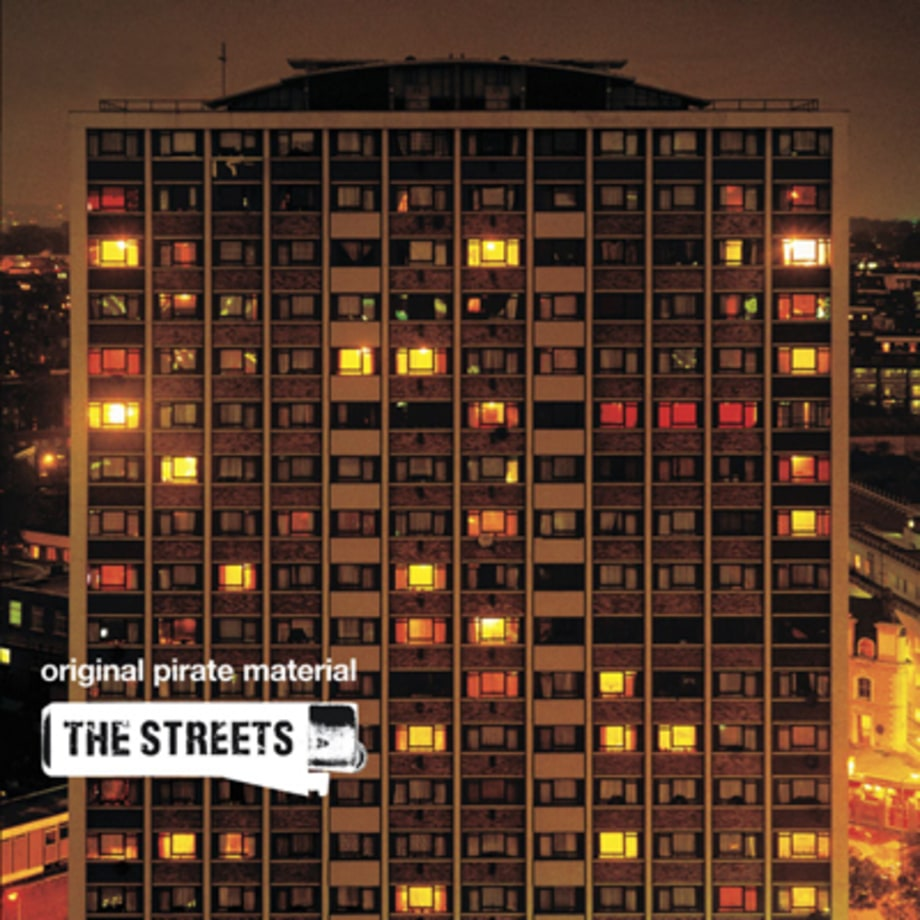 The Streets, 'Original Pirate Material'