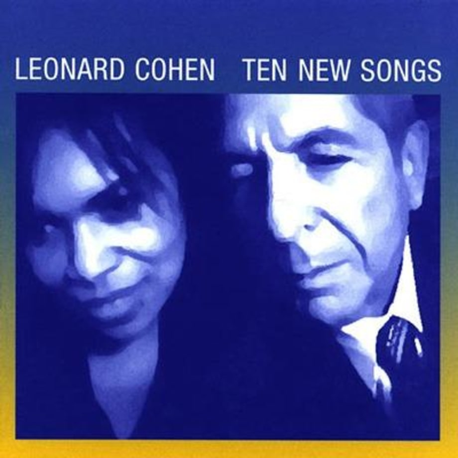 Leonard cohen 39 ten new songs 39 100 best albums of the for Leonard cohen music videos