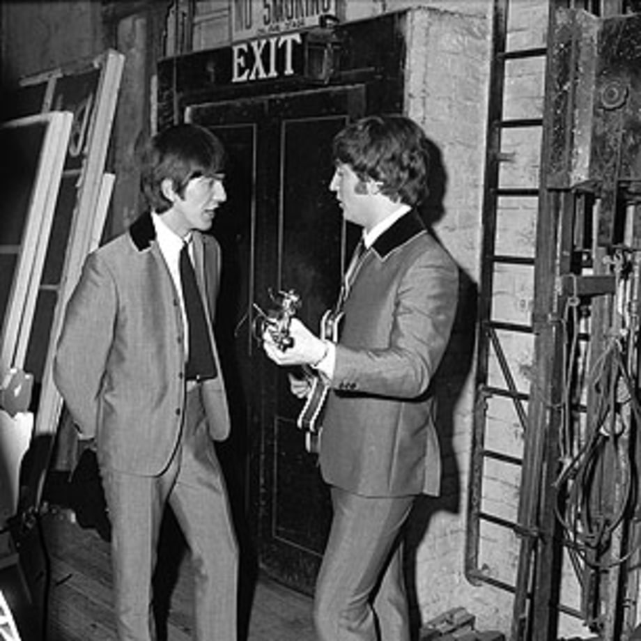Something 100 Greatest Beatles Songs Rolling Stone