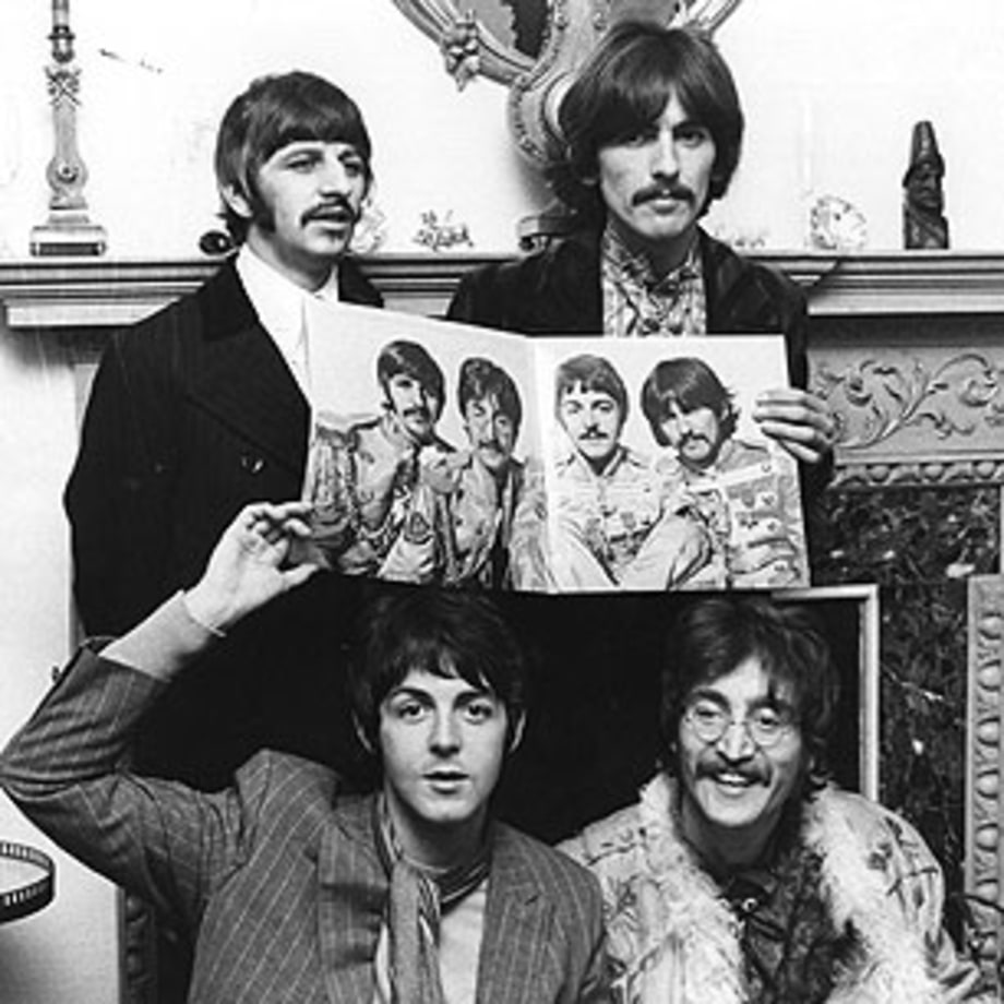 I Am The Walrus 100 Greatest Beatles Songs Rolling Stone