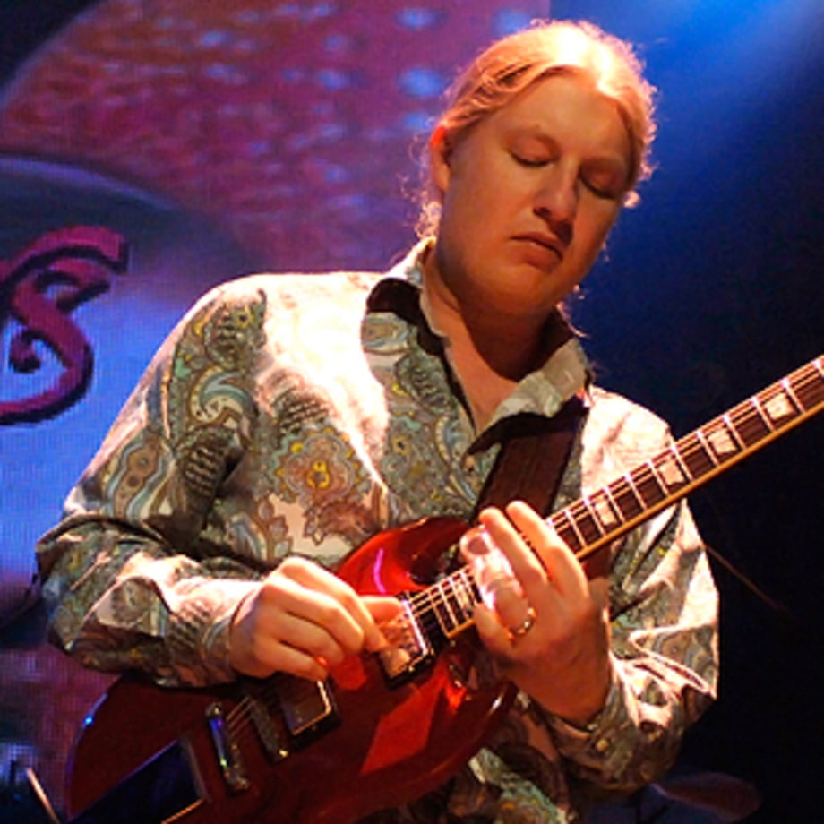derek trucks 100 greatest guitarists rolling stone. Black Bedroom Furniture Sets. Home Design Ideas