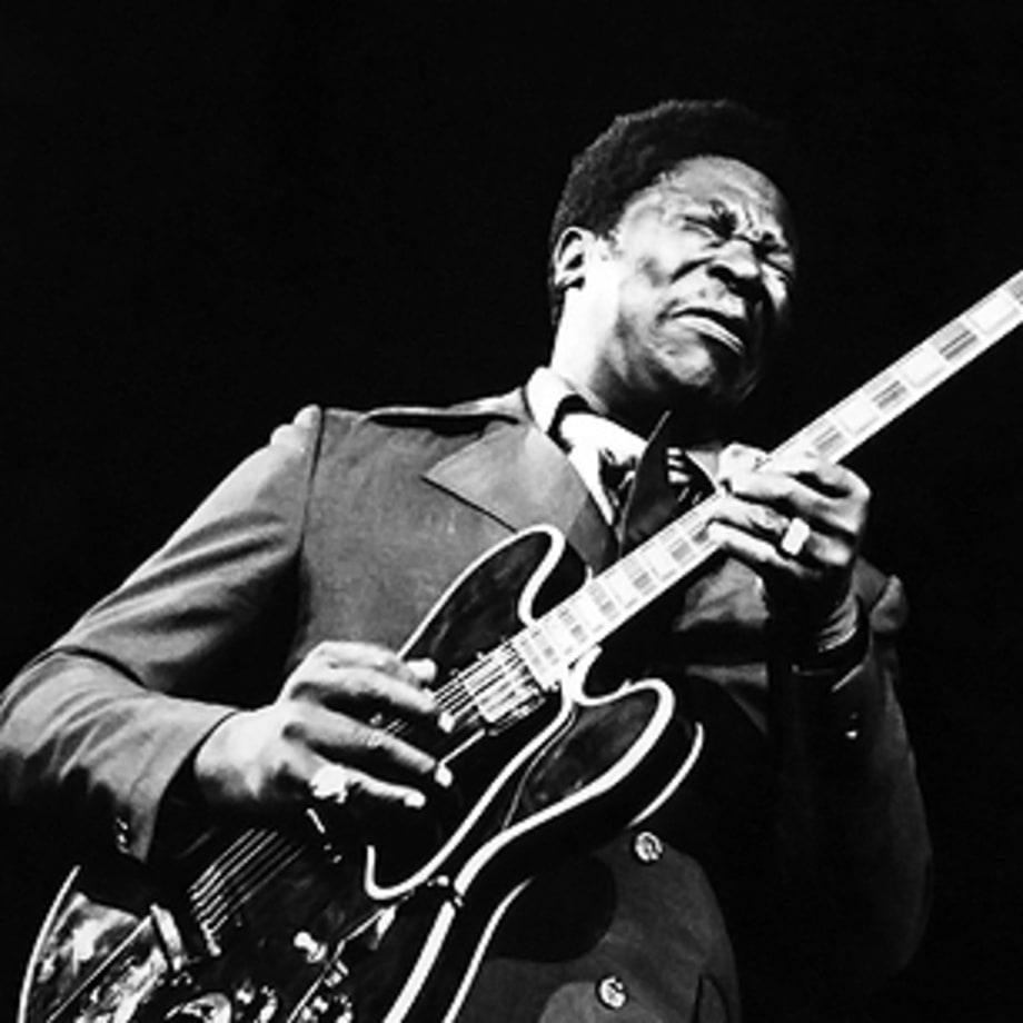 B B King 100 Greatest Guitarists Rolling Stone