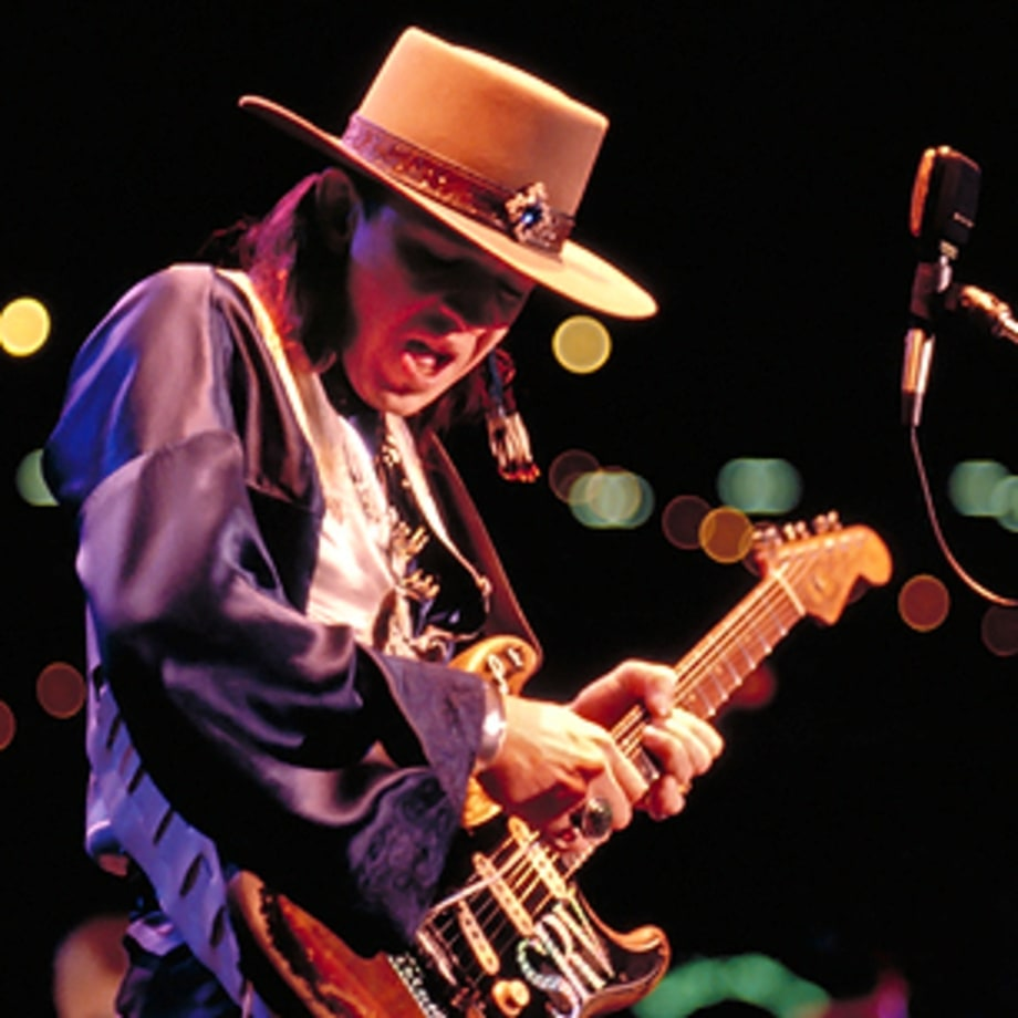 Stevie Ray Vaughan - Texas Flood Bass - AZ Chords