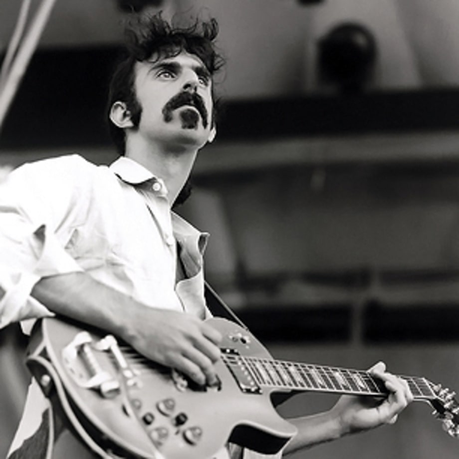The Complete Listener's Guide: Frank Zappa 101 – Anthony Weis