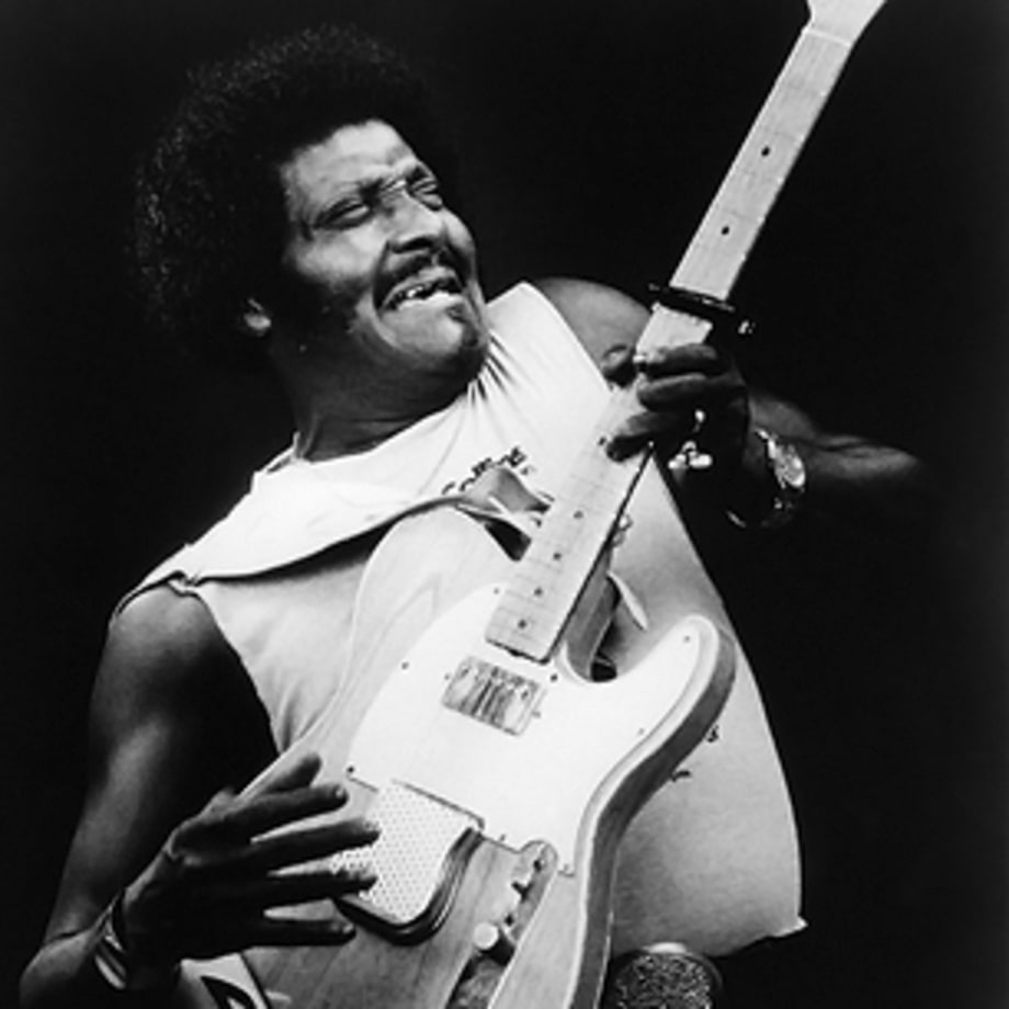 Albert Collins 100 Greatest Guitarists Rolling Stone