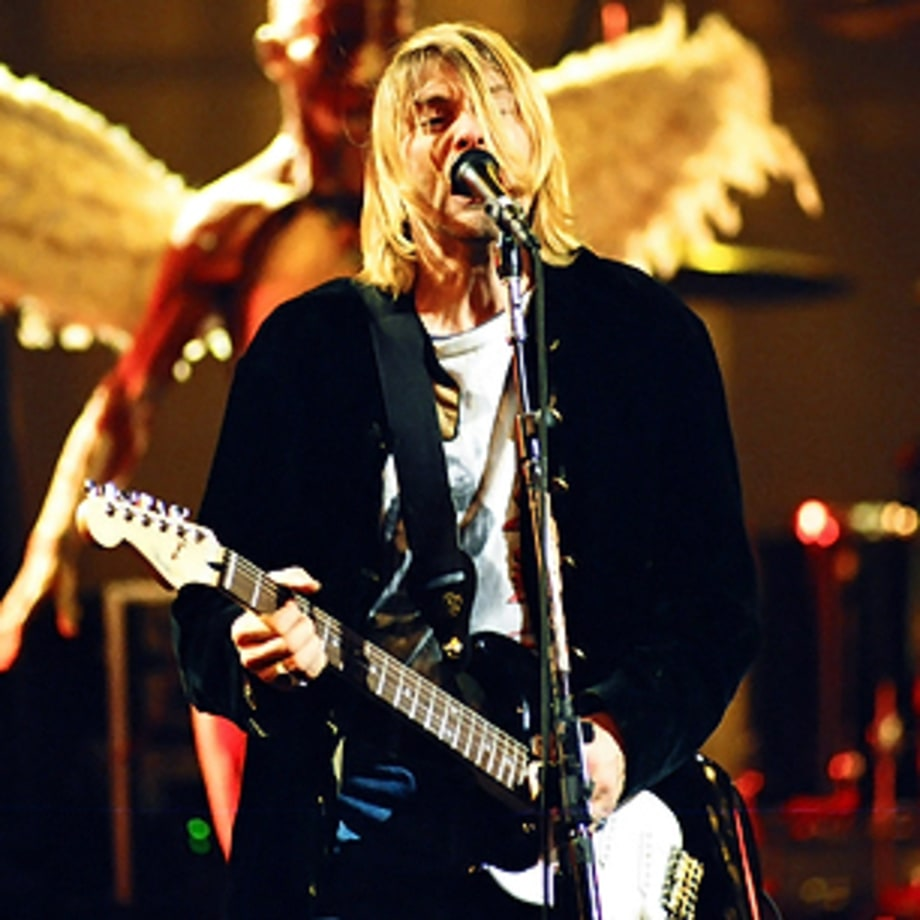 Kurt Cobain | 100 Greatest Guitarists | Rolling Stone
