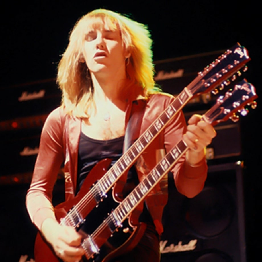 Alex Lifeson 100 Greatest Guitarists Rolling Stone