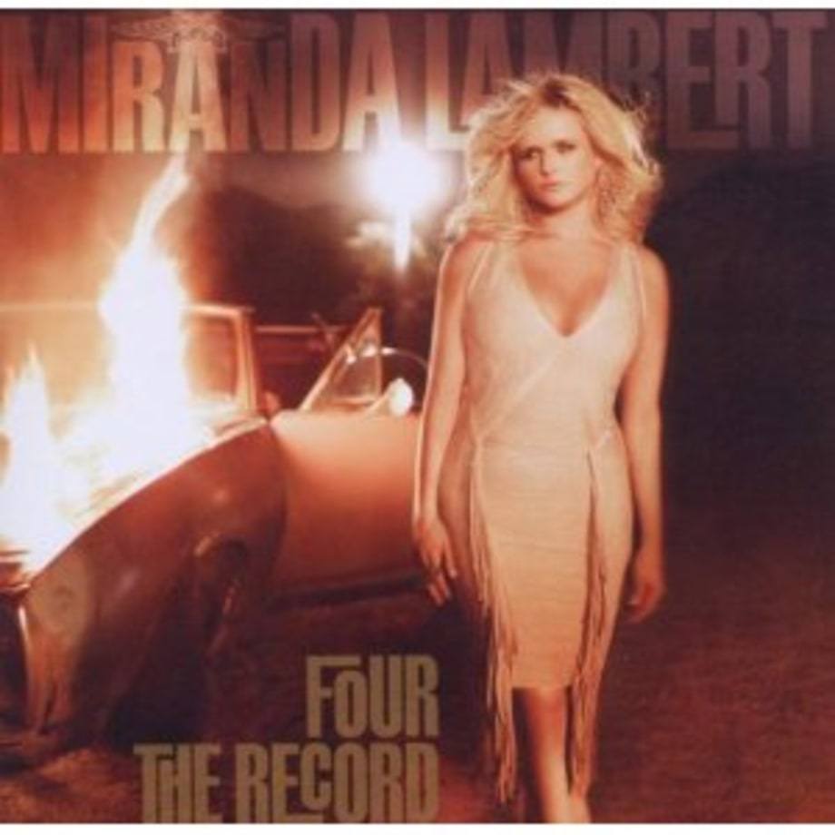 Miranda Lambert, 'Four the Record'