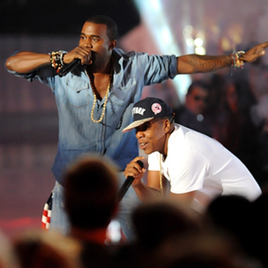 Jay-Z and Kanye West, 'Ni**as in Paris'
