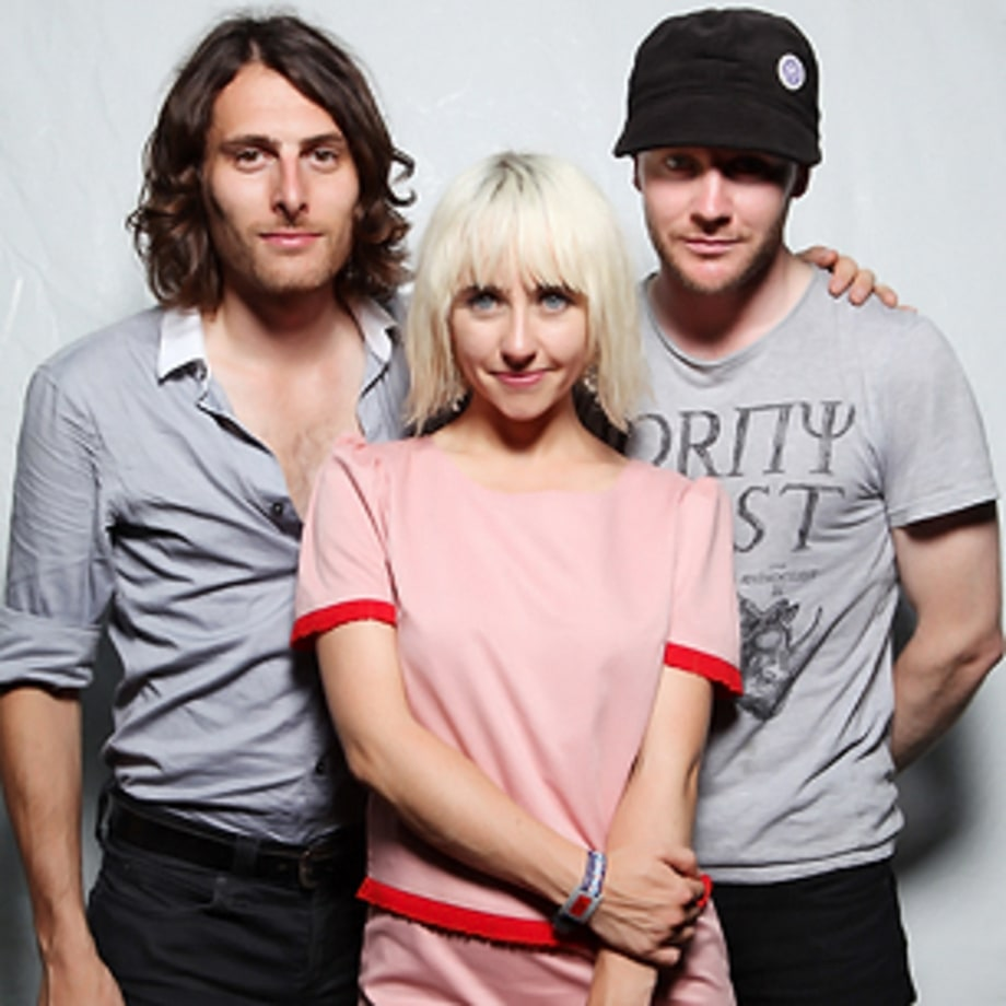 The Joy Formidable, 'The Everchanging Spectrum of a Lie'