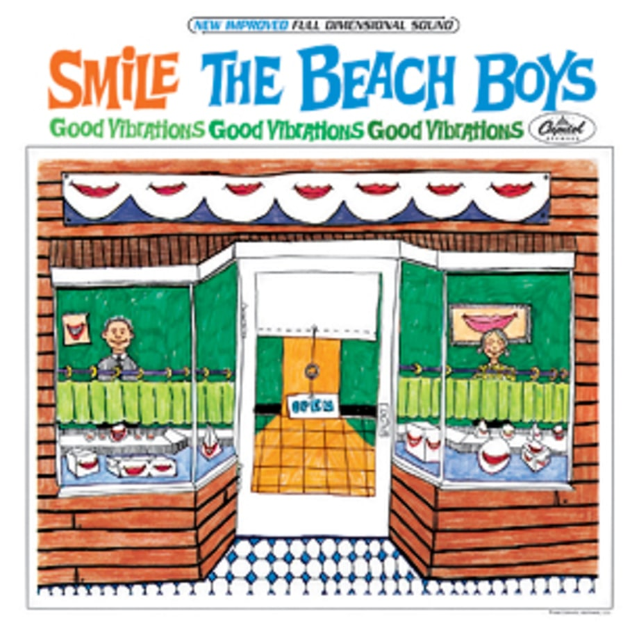 The Beach Boys, 'The Smile Sessions Box Set'