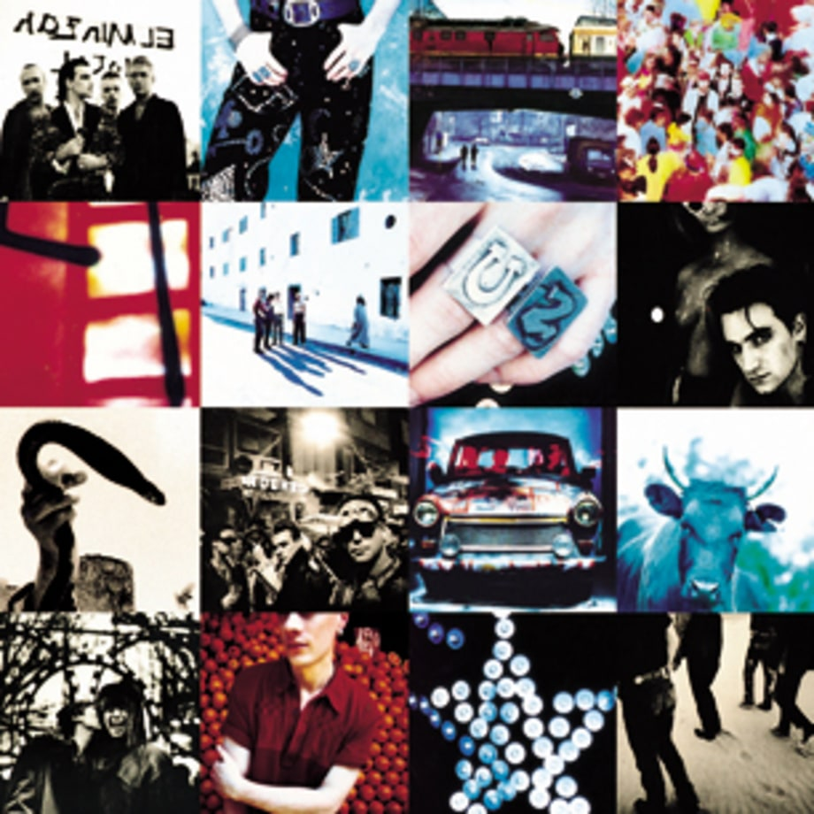 U2, 'Achtung Baby' (20th Anniversary Edition)