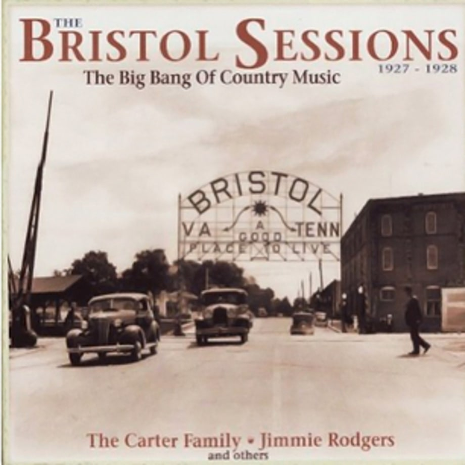 Various Artists, 'The Bristol Sessions 1927-1928: The Big Bang of Country Music'