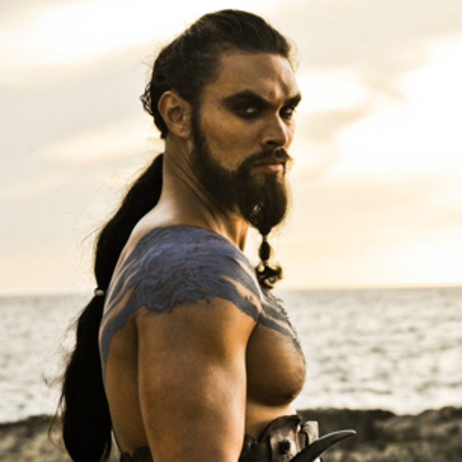 Drogo rapes Daenerys (Episode 1,