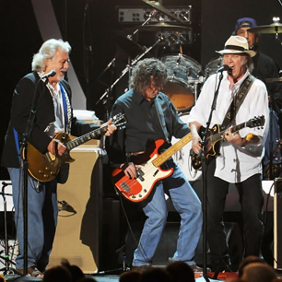 Neil Young and Crazy Horse, <em>Americana</em>