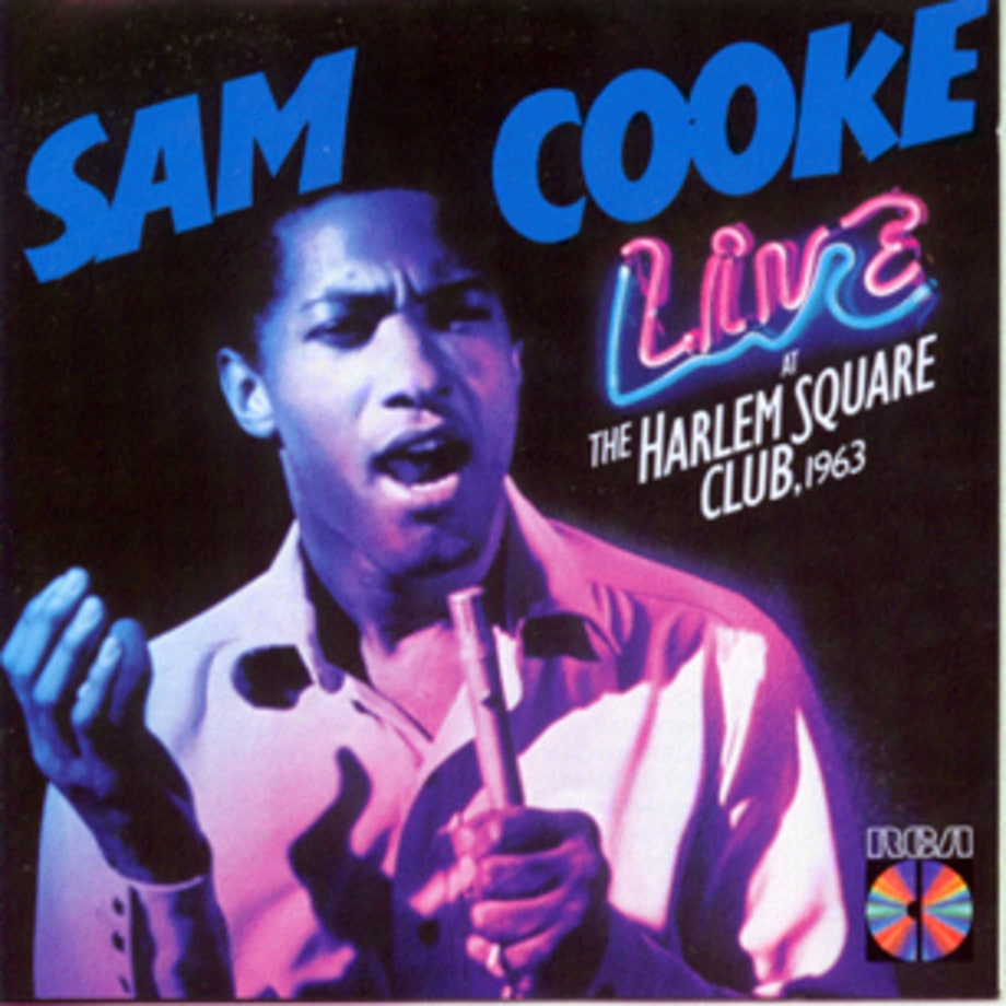 Sam Cooke, 'Live At The Harlem Square Club, 1963'