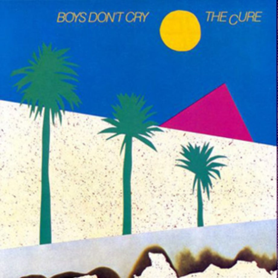 The Cure, 'Boys Don't Cry'