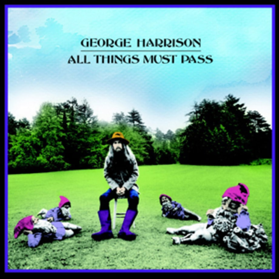 George Harrison All Things Must Pass 500 Greatest