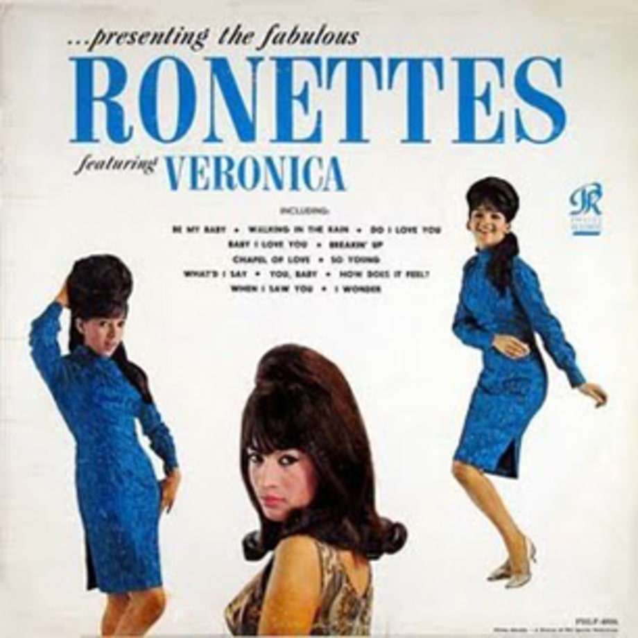 The Ronettes, 'Presenting the Fabulous Ronettes'