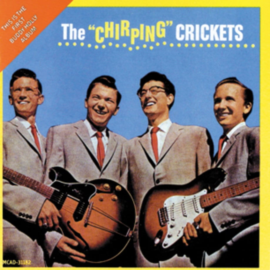 Buddy Holly and the Crickets, 'The