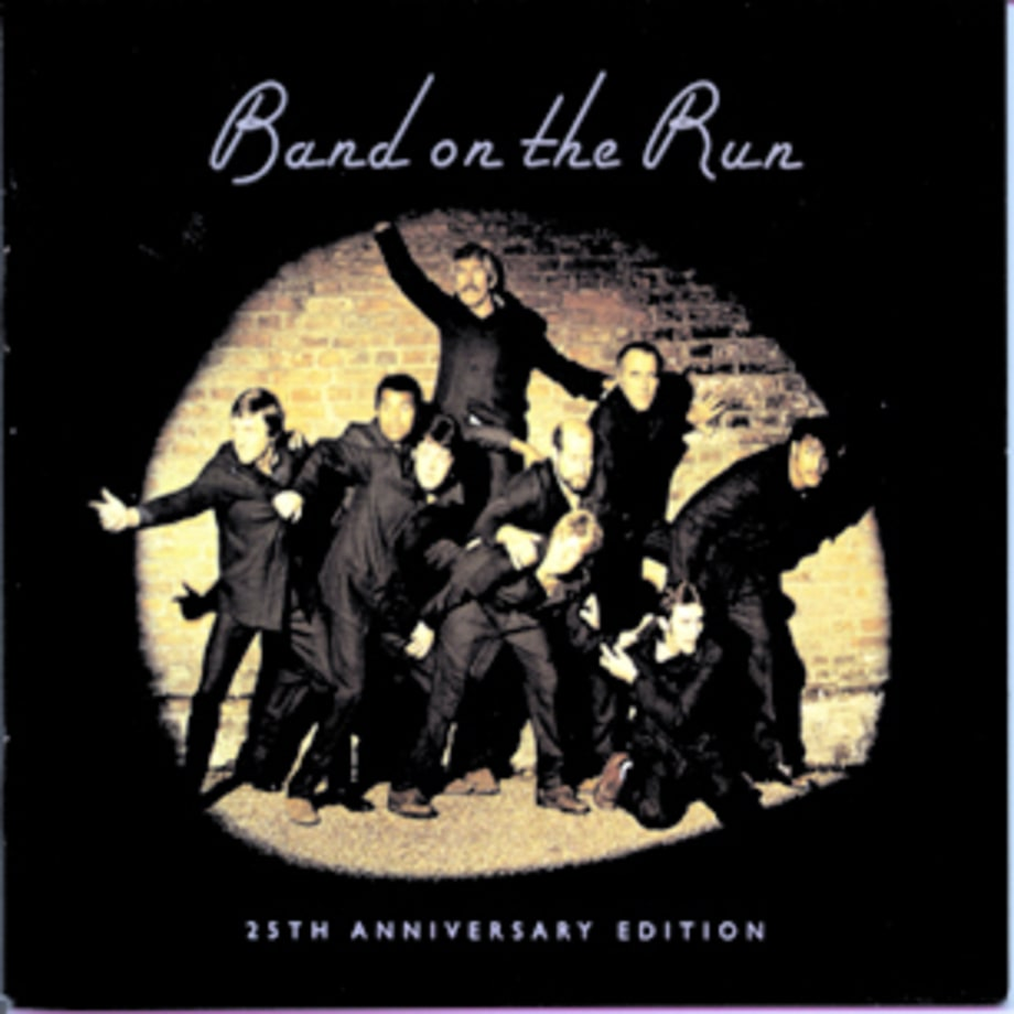 Paul McCartney and Wings, 'Band On The Run'