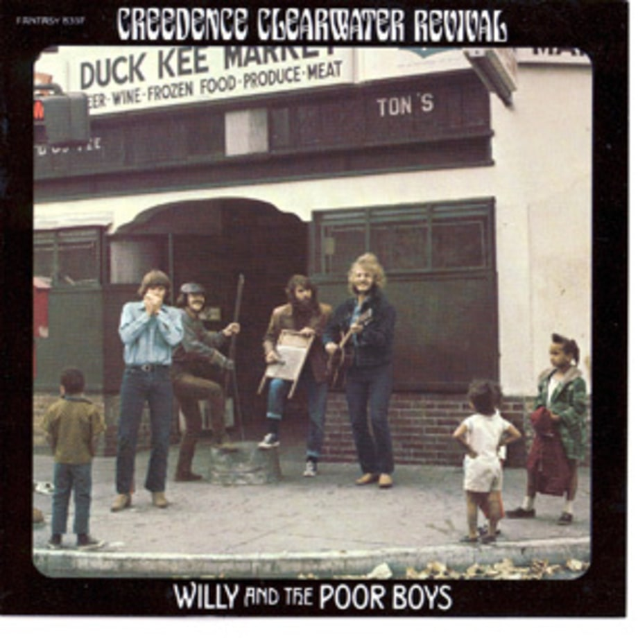 Creedence Clearwater Revival - Poorboy Shuffle