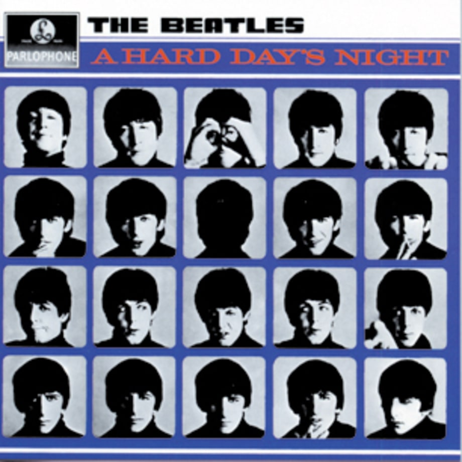 The Beatles, 'A Hard Day's Night'