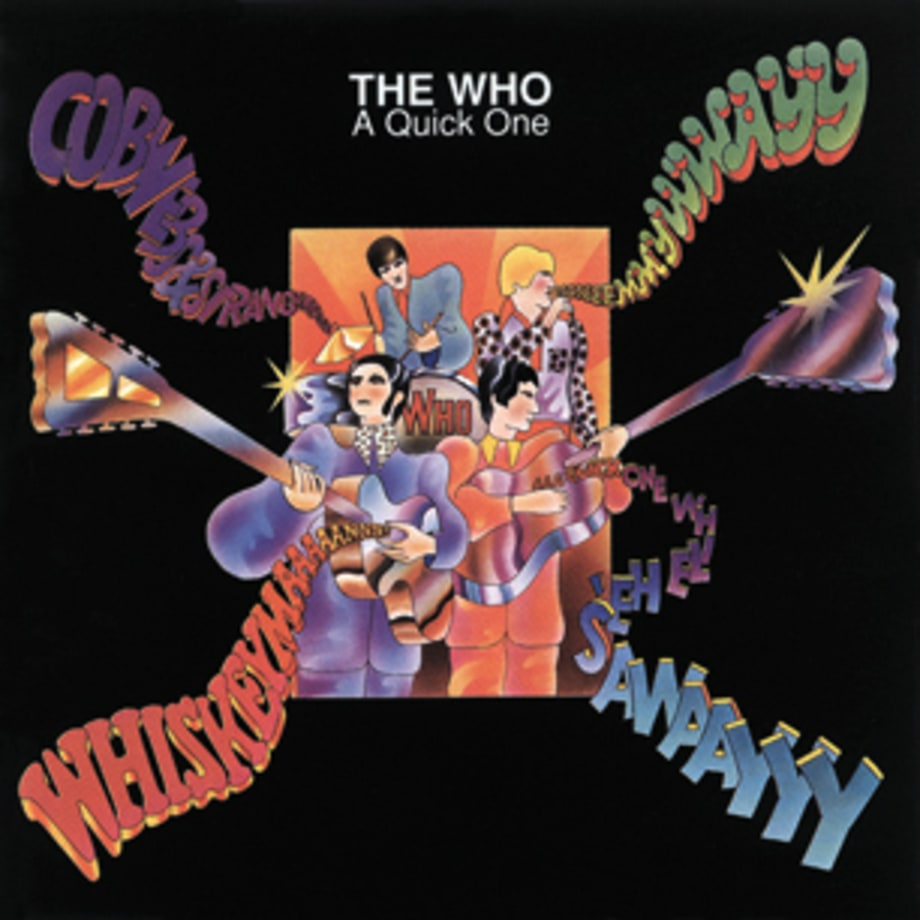 The Who, 'A Quick One (Happy Jack)'