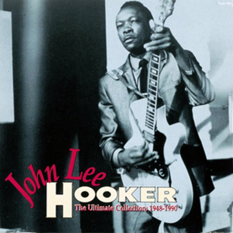 John Lee Hooker, 'The Ultimate Collection 1948-1990'