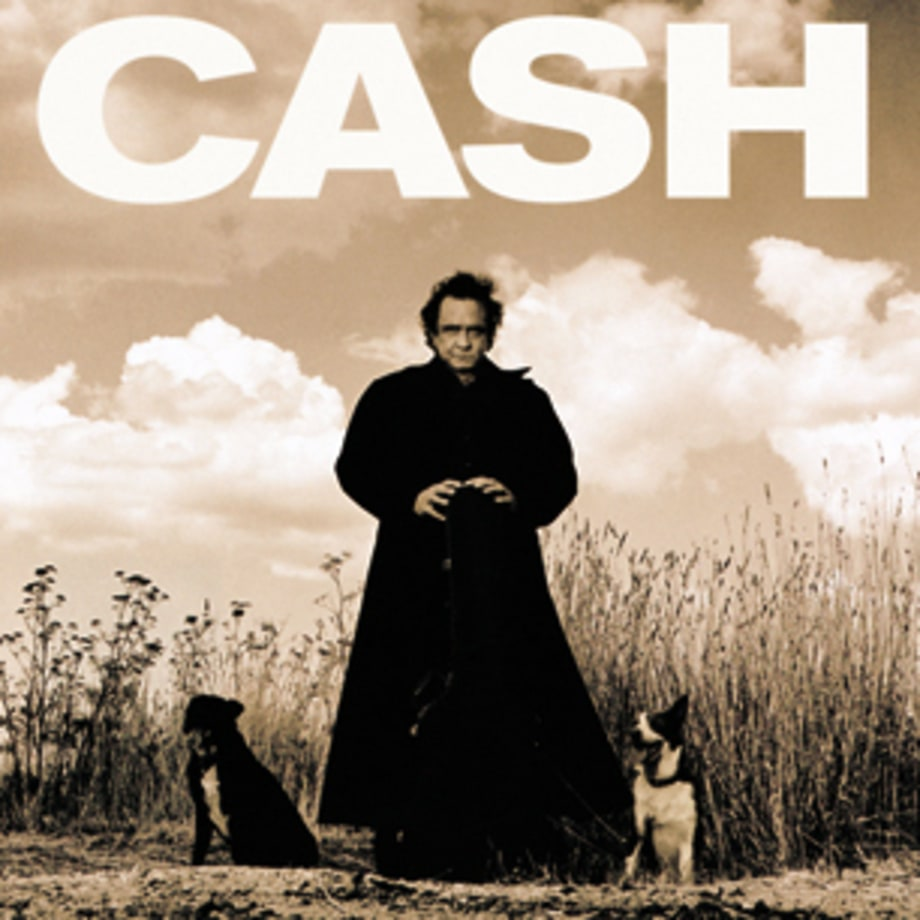 Johnny Cash, 'American Recordings'